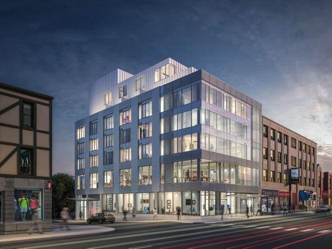5510 Spring Garden Road Mixed Use Development Dsra