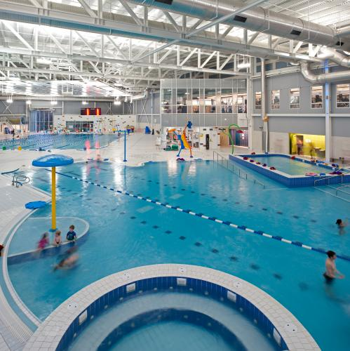 Canada Games Centre Interior Pool Images Frompo